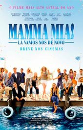 Mamma Mia! Lá Vamos Nós de Novo