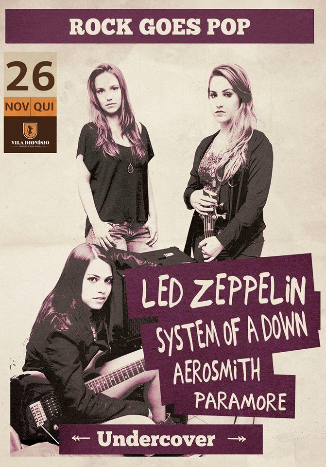 Flyer do Evento