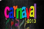 Folder do Evento: Carnaval 2013