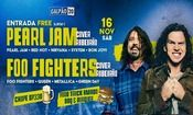 Foo Fighters + Pearl Jam Cover Ribeirão