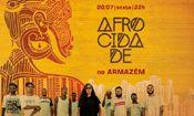 Afrocidade (Bahia) no Armazém