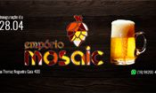 Inauguração Empório Mosaic