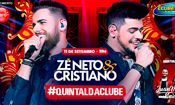 Zé Neto & Cristiano no #QuintaldaClube