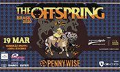 Offspring+Pennywise em Ribeirão Preto