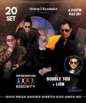 Information Society + Double You