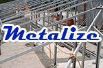 Metalize - Especialista em Telhados