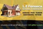 L.E Fonseca Reformas E Construção
