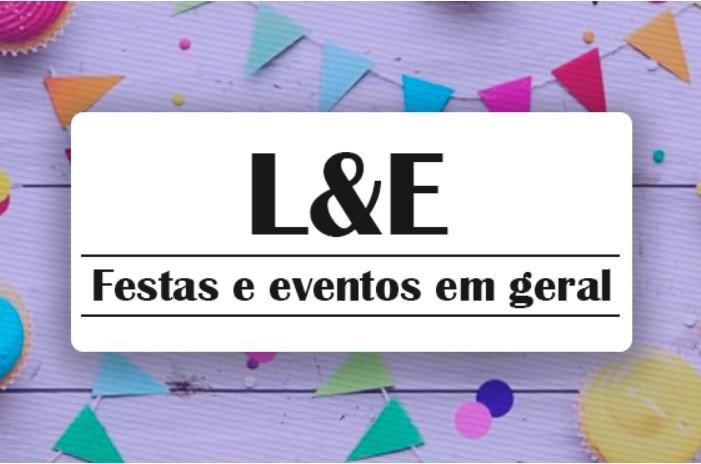 L&E Festas e Eventos Confeitaria em Geral