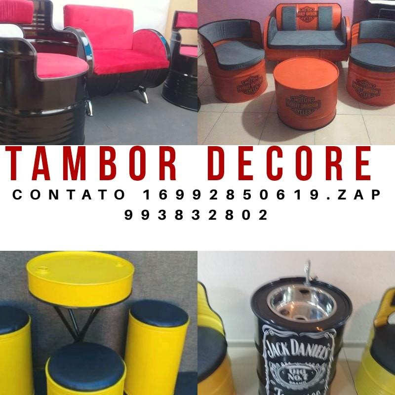 Decora Tambor