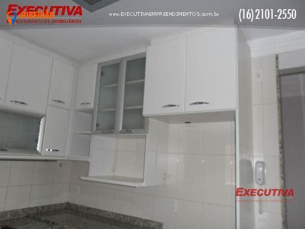 Apartamento Residencial para locação, Jardim Botânico, Ribeirão Preto - AP0103.