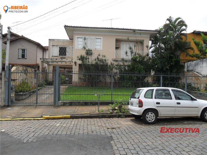 Sobrado residencial à venda, Jardim Sumaré, Ribeirão Preto.