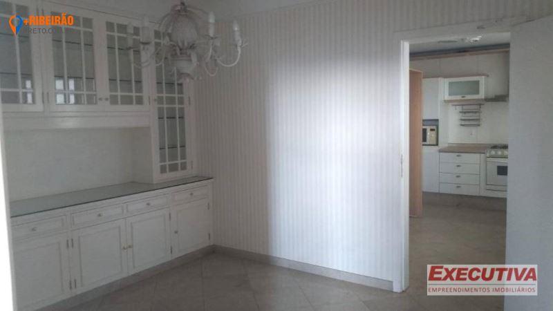 Apartamento com 3 dormitórios para alugar, 264 m² por R$ 3.000/mês - Centro - Ribeirão Preto/SP