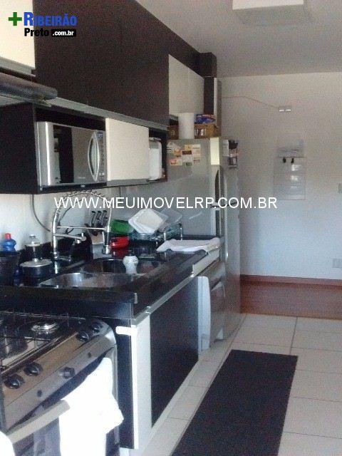 Bosque das Caviunas - Apartamento 3 dormitórios sendo 1 suíte pronto para morar Ribeirão Preto