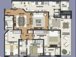 GreenVille - Apartamento 2 dormitórios, pronto para morar, ao lado do Novo Shopping