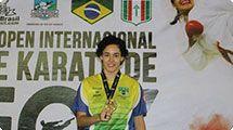 Atleta de Ribeirão Preto participa do Pan Americano de Caratê no Caribe