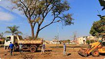 Obras de infraestrutura no Recreio Anhanguera são entregues