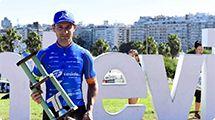 Ciclista de Ribeirão Preto conquista segunda colocação na Volta do Uruguai